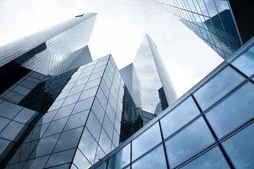 Hochhäuser - Banken