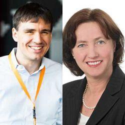Tido Meyer und Kerstin Baldauf, SWICA Krankenversicherung AG
